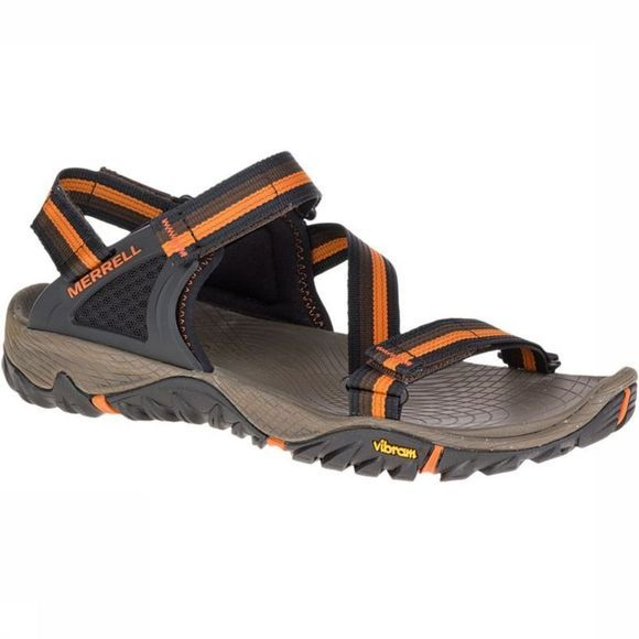 Sandal All Out Blaze Web