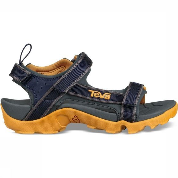 Teva Sandale Tanza Marine/Orange