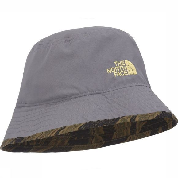 The North Face Hoed Youth Sun Stash Assortiment Camouflage/Lichtgrijs