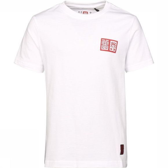 Element T-Shirt Tradition Wit