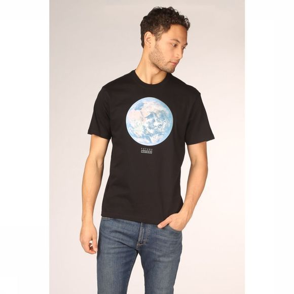 Element T-Shirt Earth Zwart