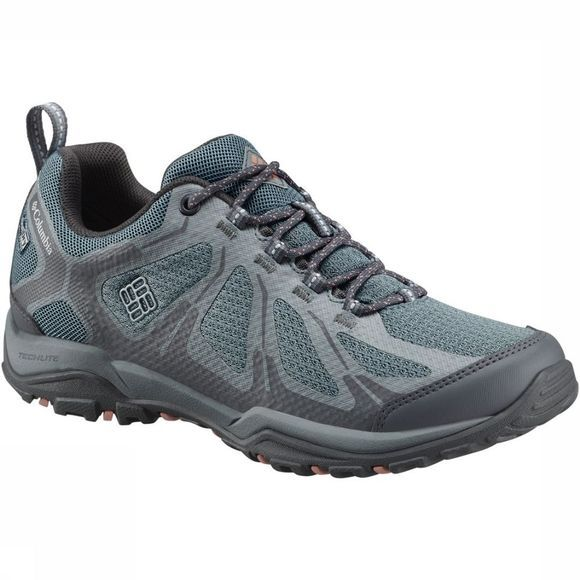 Columbia Shoe Peakfreak II Low dark grey/green
