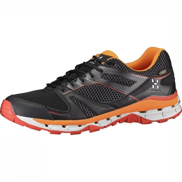 Haglöfs Shoe Haglöfs Observe Gore-Tex Surround black/orange