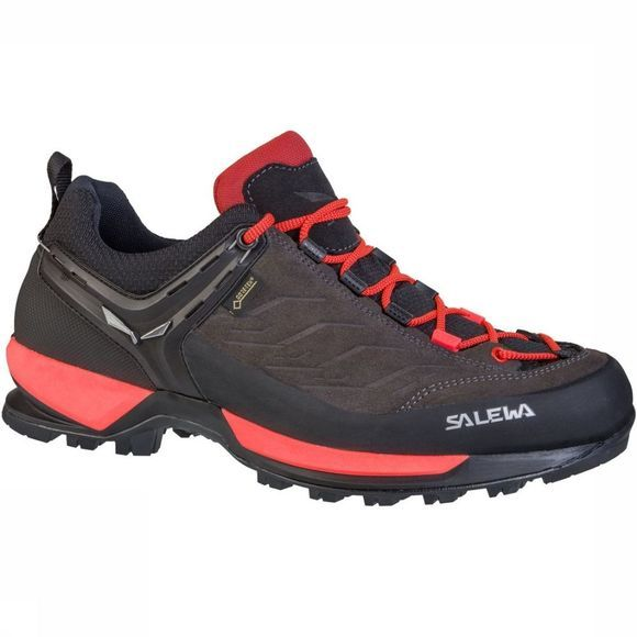 Salewa Shoe MTN Trainer Gore-Tex black/mid red