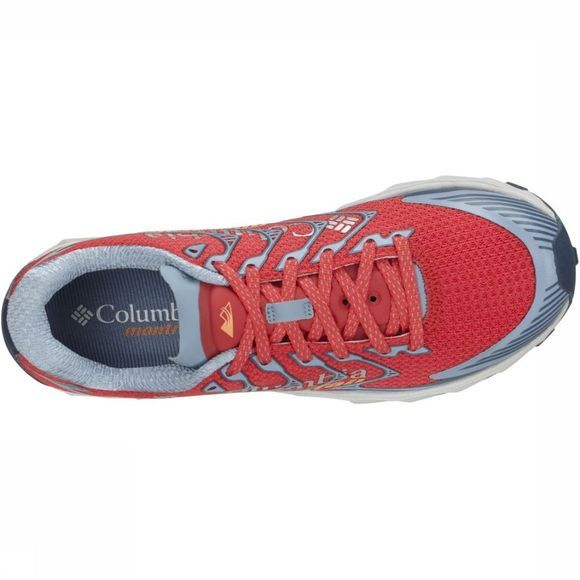 Columbia Schoen Rogue F.K.T. II Middenrood/Lichtgrijs