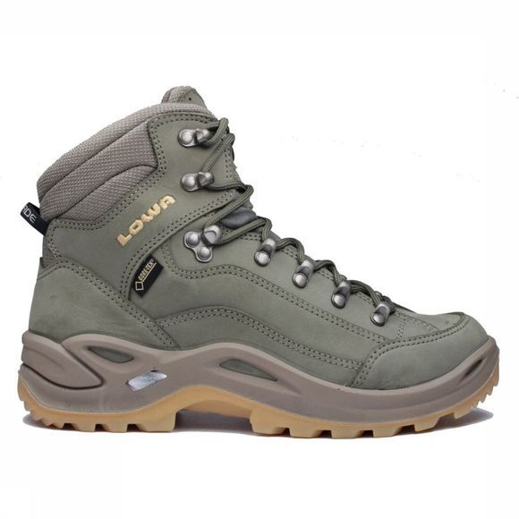 Chaussures Lowa gris anthracite garçon OR584PqoQw