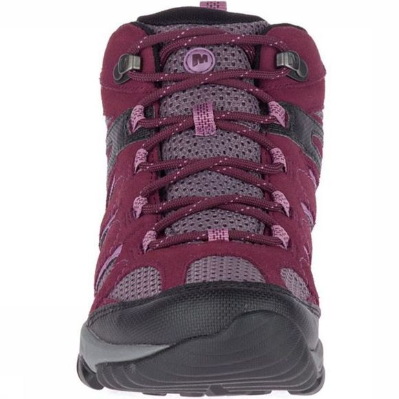 Merrell Shoe Outmost Mid Vent GTX dark purple/mid purple