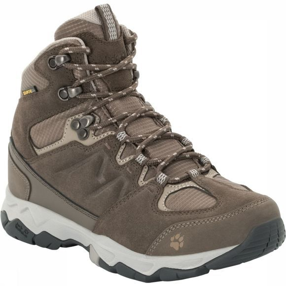 Jack Wolfskin Shoe Mtn Attack 6 Texapore Mid mid brown