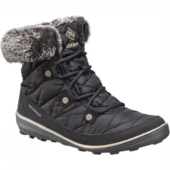 Columbia Winter Boot Heavenly Shorty Omni-Heat black