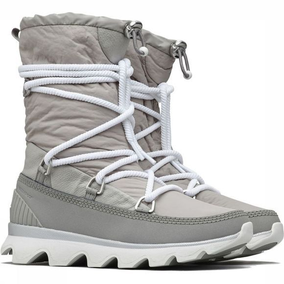 Sorel Winter Boot Kinetic Boot light grey/white