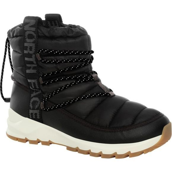 The North Face Winterschoen Thermoball Lace Up Zwart/Wit