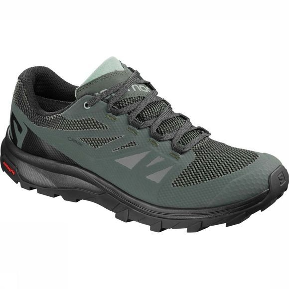 Salomon Schoen Outline Gore-Tex Middengrijs