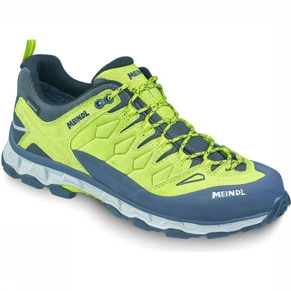 Meindl Shoe Lite Trail Gore-Tex yellow/dark grey