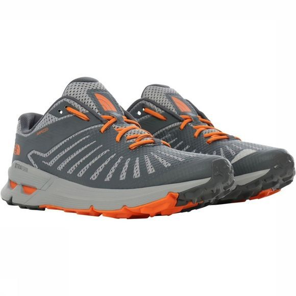 The North Face Schoen M Ampezzo Middengrijs/Oranje