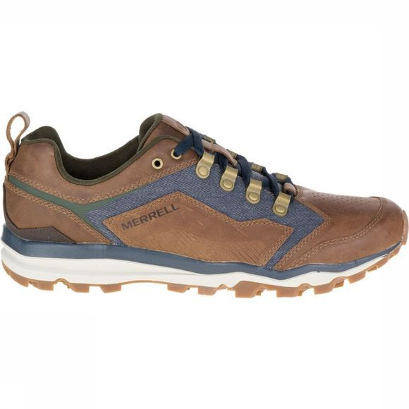 Merrell Chaussure All Out Crusher Brun/Gris Moyen
