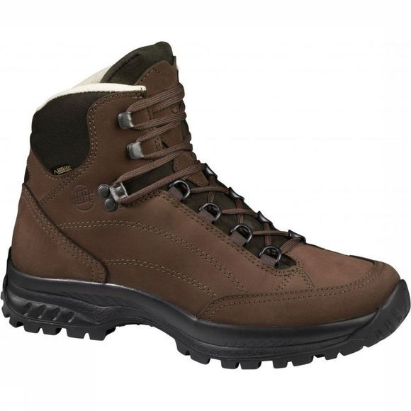 Hanwag Schoen Canyon Wide Gore-Tex Middenbruin