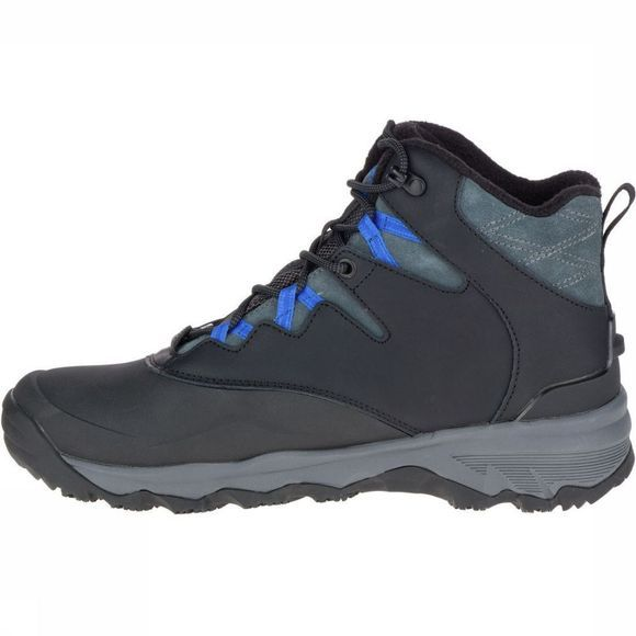 "Merrell Winterschoen Thermo Adventure 6"" Ice+ WTPF Zwart/Middenblauw"