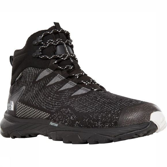 The North Face Schoen Ultra Fastpack III Mid Gore-Tex Woven Zwart