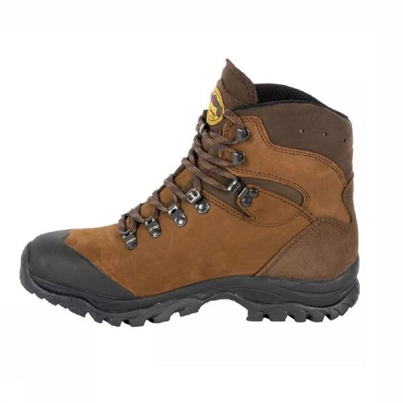 Meindl Shoe Kansas Gore-Tex dark brown