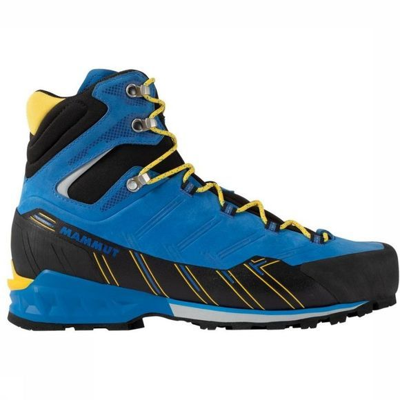 Mammut Schoen Kento Guide High Gore-Tex Blauw/Geel