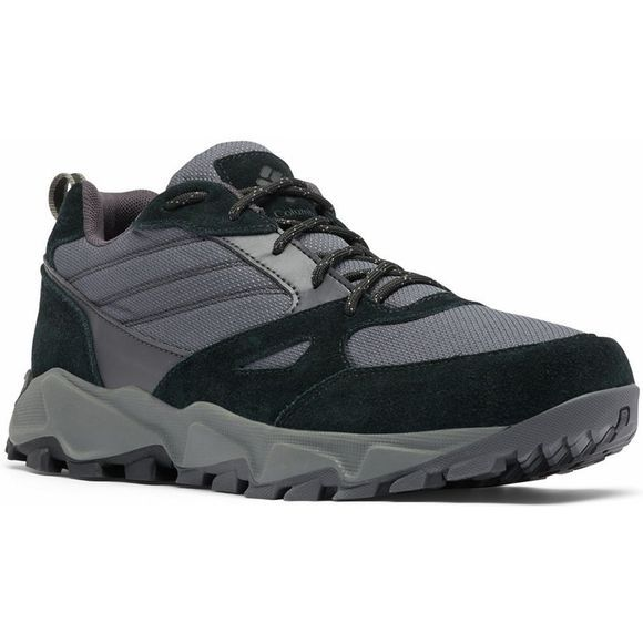 Columbia Shoe Ivo Trail Wp dark grey/black