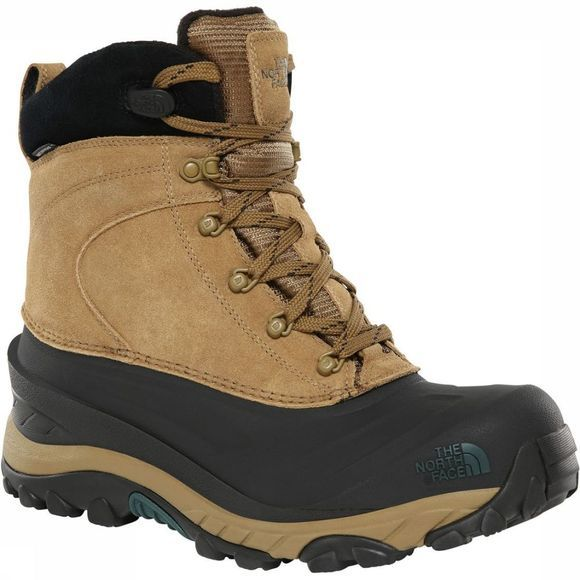 The North Face Winter Boot Chilkat III sand/black