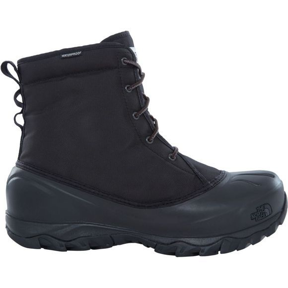 The North Face Winterschoen Tsumoru Zwart/Donkergrijs