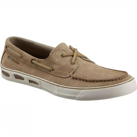 Shoe Vulc n Vent Boat Suede