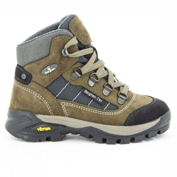 BERGHEN Shoe Tarvisio Taupe/Mid Grey