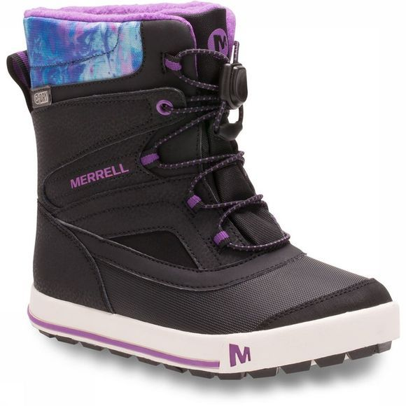 Winter Boot Ml-Girls Snow Bank 2.0 Wtrpf