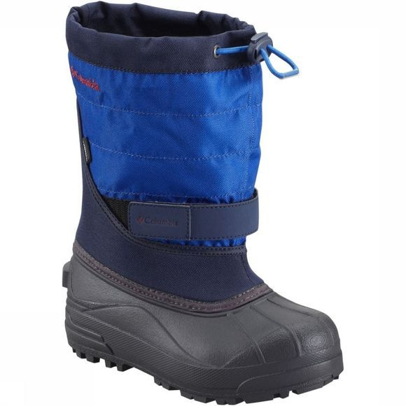 Columbia Winterschoen Powderbug Plus II Marineblauw/Middenblauw