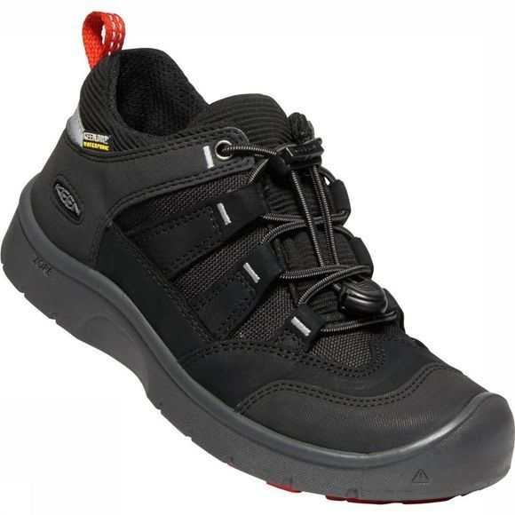 Keen Schoen Hikeport WP Youth Zwart/Rood