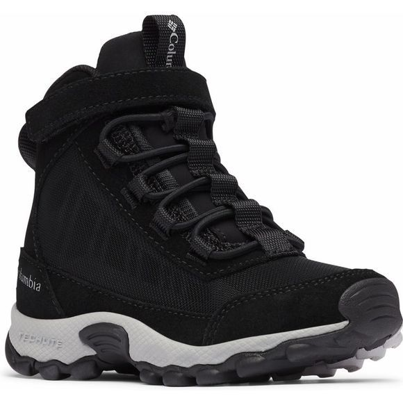 Columbia Shoe Flow Borough Mid black/light grey