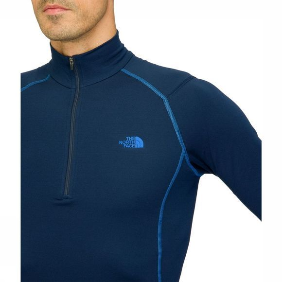 The North Face Top Warm Bleu Foncé