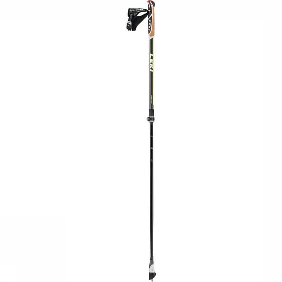 Leki Walking Pole  Smart Supreme dark grey/black