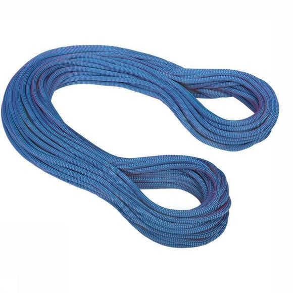 Mammut Rope 9.8 Eternity Dry mid blue/red