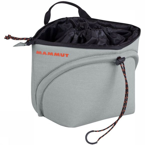 Mammut Pofzak Magic Boulder Chalk Bag Middengrijs