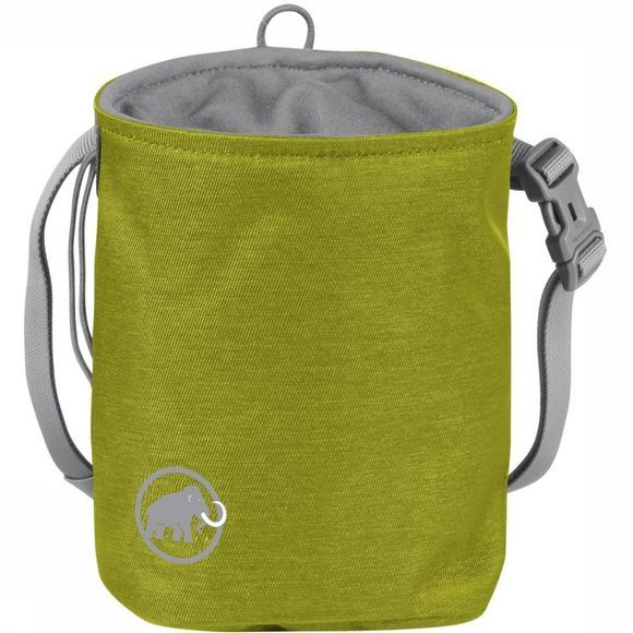 Mammut Pofzak Togir Chalk Bag Lime