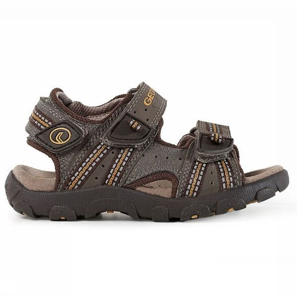 Geox Sandal Strada A mid brown