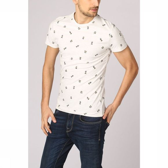 New In Town T-Shirt 8923048 Gebroken Wit/Assortiment Geometrisch