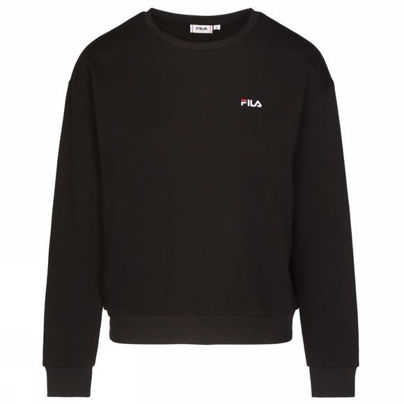 Fila Pull Effie Crew Sweat Noir