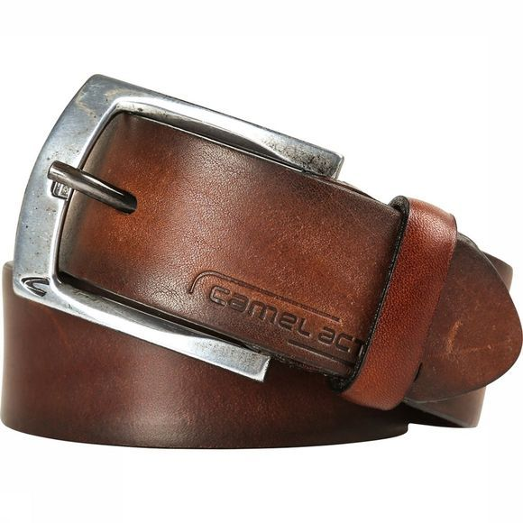 Camel Active Belt 9B48 dark brown