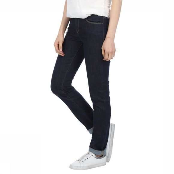 Jeans Medium Rise Striaght