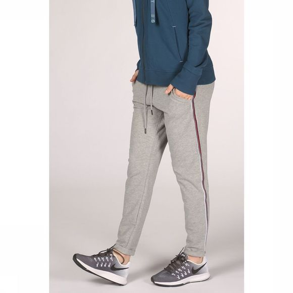 Esprit Pantalon De Survetement Sweat Pants Solid Gris Clair