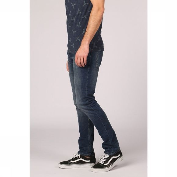 Tom Tailor Jeans 1008286 Middenblauw