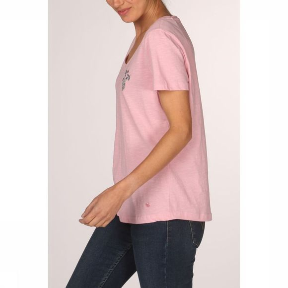 Tom Tailor T-Shirt 1013211 mid pink