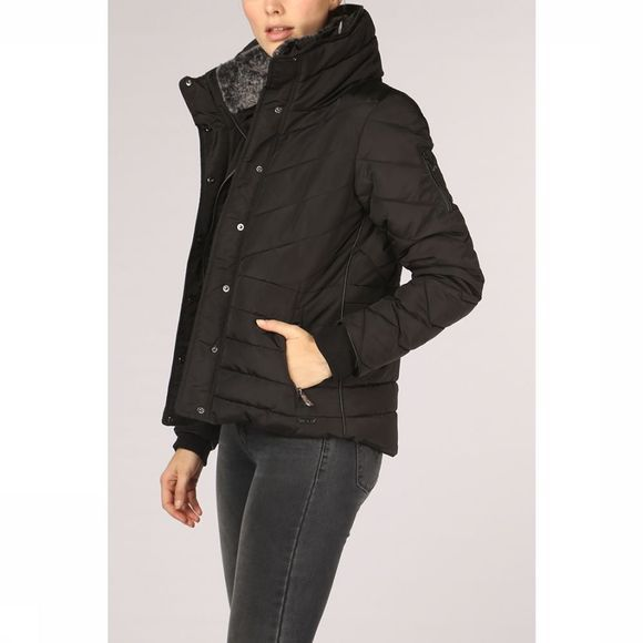 Tom Tailor Coat 1012035 black
