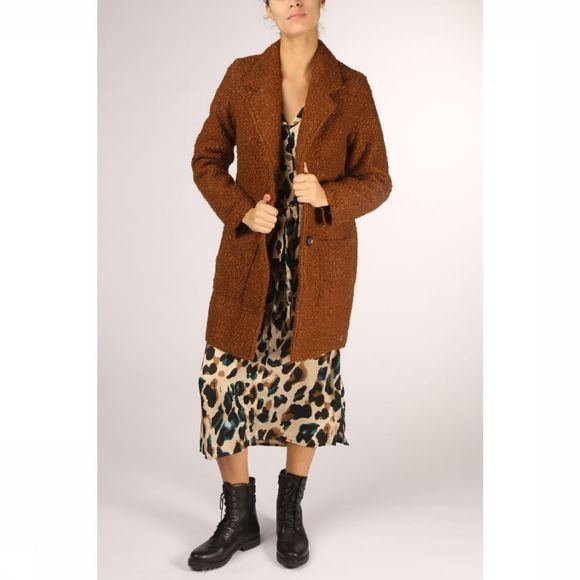 Tom Tailor Coat 1013795 rust