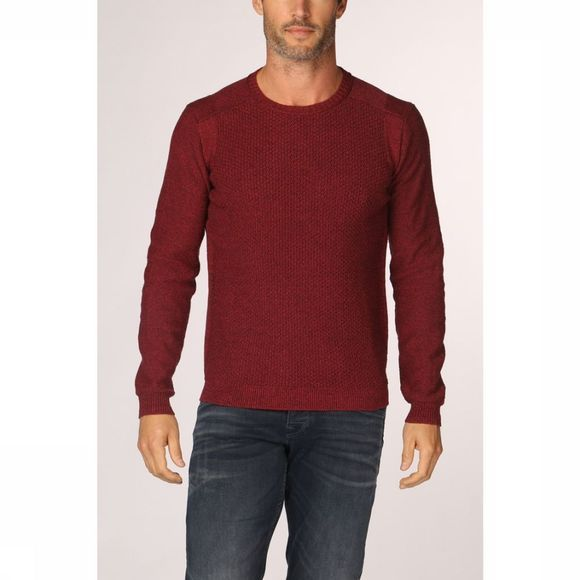 Tom Tailor Pullover 1012915 mid red