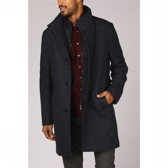Esprit Coat 109Ee2G007 dark blue
